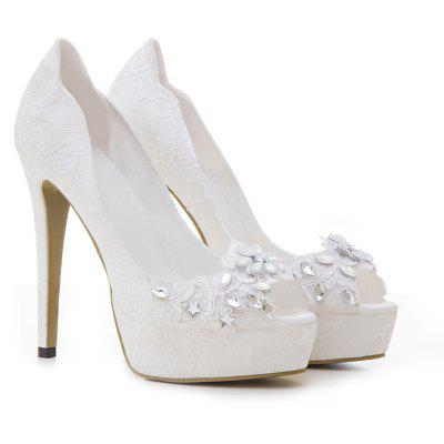 Women'S Spring Summer Fall Winter Club Shoes Girl Shoes Customized Materials Wedding Party Evening Heels