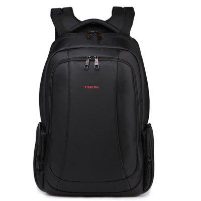 TIGERNU T - B3143 - 01 15.6 Inch Business Laptop BackpackBackpacks<br>TIGERNU T - B3143 - 01 15.6 Inch Business Laptop Backpack<br><br>Backpack Capacity: 10~20L<br>Capacity: 11 - 20L<br>For: Casual, Work, Traveling, Sports<br>Gender: Unisex<br>Material: Nylon<br>Package Contents: 1 x TIGERNU T - B3143 - 01 Laptop Backpack<br>Package size (L x W x H): 35.00 x 34.00 x 10.00 cm / 13.78 x 13.39 x 3.94 inches<br>Package weight: 1.1300 kg<br>Product size (L x W x H): 49.00 x 33.00 x 17.00 cm / 19.29 x 12.99 x 6.69 inches<br>Strap Length: 30-58cm<br>Style: Fashion, Business, Leisure<br>Type: Backpack