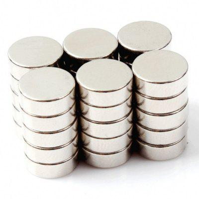 Round Cylinder Magnets 8X3 Mm  Multi-Use for Fridge Door Whiteboard Magnetic Map Bulletin Boards Refrigerators 35 Pcs
