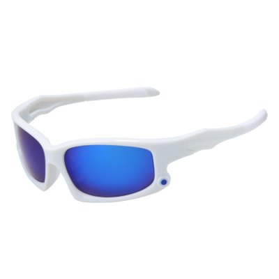 SENLAN  9003Fashion sports glasses (leather box)