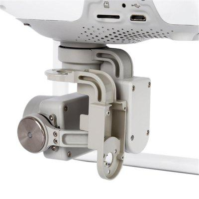 Gimbal Protective Upper Bracket Stand YAW for DJI Phantom 4RC Quadcopter Parts<br>Gimbal Protective Upper Bracket Stand YAW for DJI Phantom 4<br><br>Compatible with: DJI Phantom 4<br>Package Contents: 1 x Gimbal Upper Stand Yaw<br>Package size (L x W x H): 7.00 x 5.00 x 3.00 cm / 2.76 x 1.97 x 1.18 inches<br>Package weight: 0.0150 kg<br>Product size (L x W x H): 6.00 x 4.50 x 2.00 cm / 2.36 x 1.77 x 0.79 inches<br>Product weight: 0.0120 kg<br>Type: Tools