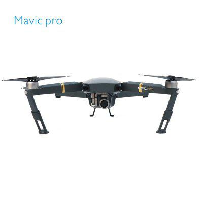 Landing Gear Skid Stabilizer Extension Stick For DJI Mavic ProRC Quadcopter Parts<br>Landing Gear Skid Stabilizer Extension Stick For DJI Mavic Pro<br><br>Compatible with: DJI Mavic<br>Material: ABS<br>Package Contents: 1 x Landing Gear<br>Package size (L x W x H): 10.00 x 5.00 x 3.00 cm / 3.94 x 1.97 x 1.18 inches<br>Package weight: 0.0200 kg<br>Product weight: 0.0180 kg<br>Type: Skid Landing