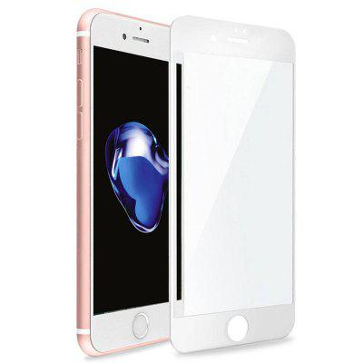3D Full Coverage 9H Härte HD Klarglas Anti-Scratch Schutzfolie für iPhone 8 Plus / 7 Plus