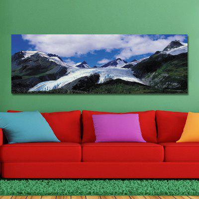 DYC 10360 Photography Snow Capped Mountains Print Art
