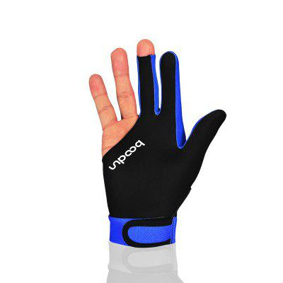 1 PCS Shooters 3 Fingers 5colors Billiard Snooker Gloves High Quality AccessoriesOther Camping Gadgets<br>1 PCS Shooters 3 Fingers 5colors Billiard Snooker Gloves High Quality Accessories<br><br>Package Contents: 1 x Snooker Glove<br>Package size (L x W x H): 20.00 x 10.00 x 2.00 cm / 7.87 x 3.94 x 0.79 inches<br>Package weight: 0.0650 kg<br>Product weight: 0.0550 kg