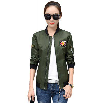 Women's Fashion Personality Casual Jacket