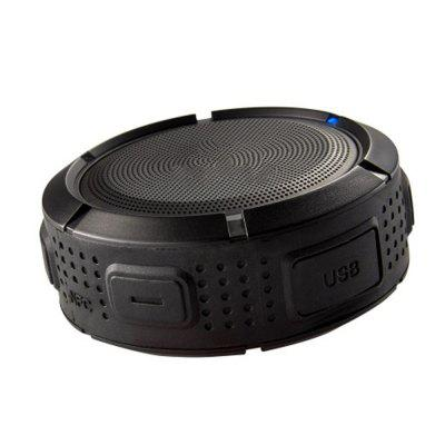 все цены на Bluetooth Waterproof Speaker Floating IPX7 Wireless Speaker Pocket-Sized Speaker with Carabiner онлайн
