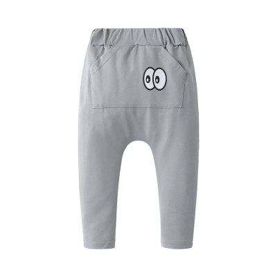 Girls Boys Baby Spring Fall Clothes Big Eyes bottoms Pants