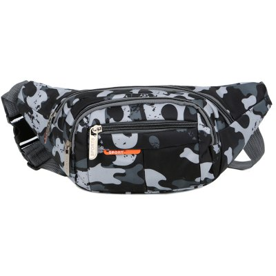 FLAMEHORSE Men Women Fashion Color Sports Waist Bag