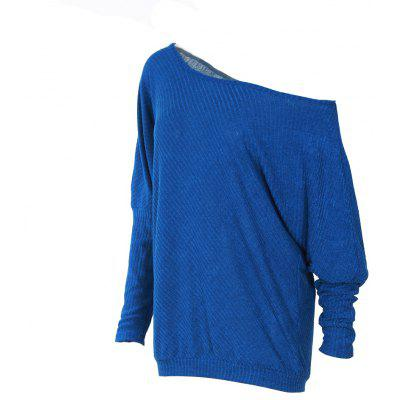 Sexy Off Shoulder Batwing Sleeve SweaterSweaters &amp; Cardigans<br>Sexy Off Shoulder Batwing Sleeve Sweater<br><br>Collar: Off The Shoulder<br>Elasticity: Elastic<br>Material: Polyester<br>Package Contents: 1 ? Sweater<br>Sleeve Length: Full<br>Style: Casual<br>Technics: Computer Knitted<br>Type: Pullovers<br>Weight: 0.2500kg