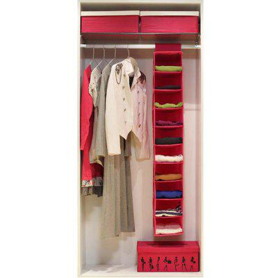 10 Layers of Non-Woven Folding Closet Storage Bag
