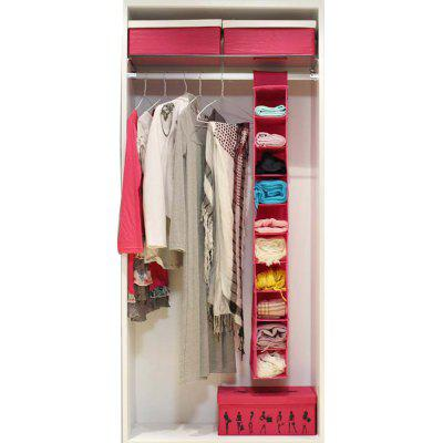 10 Layers of Narrow Non-Woven Folding Closet Storage Bag