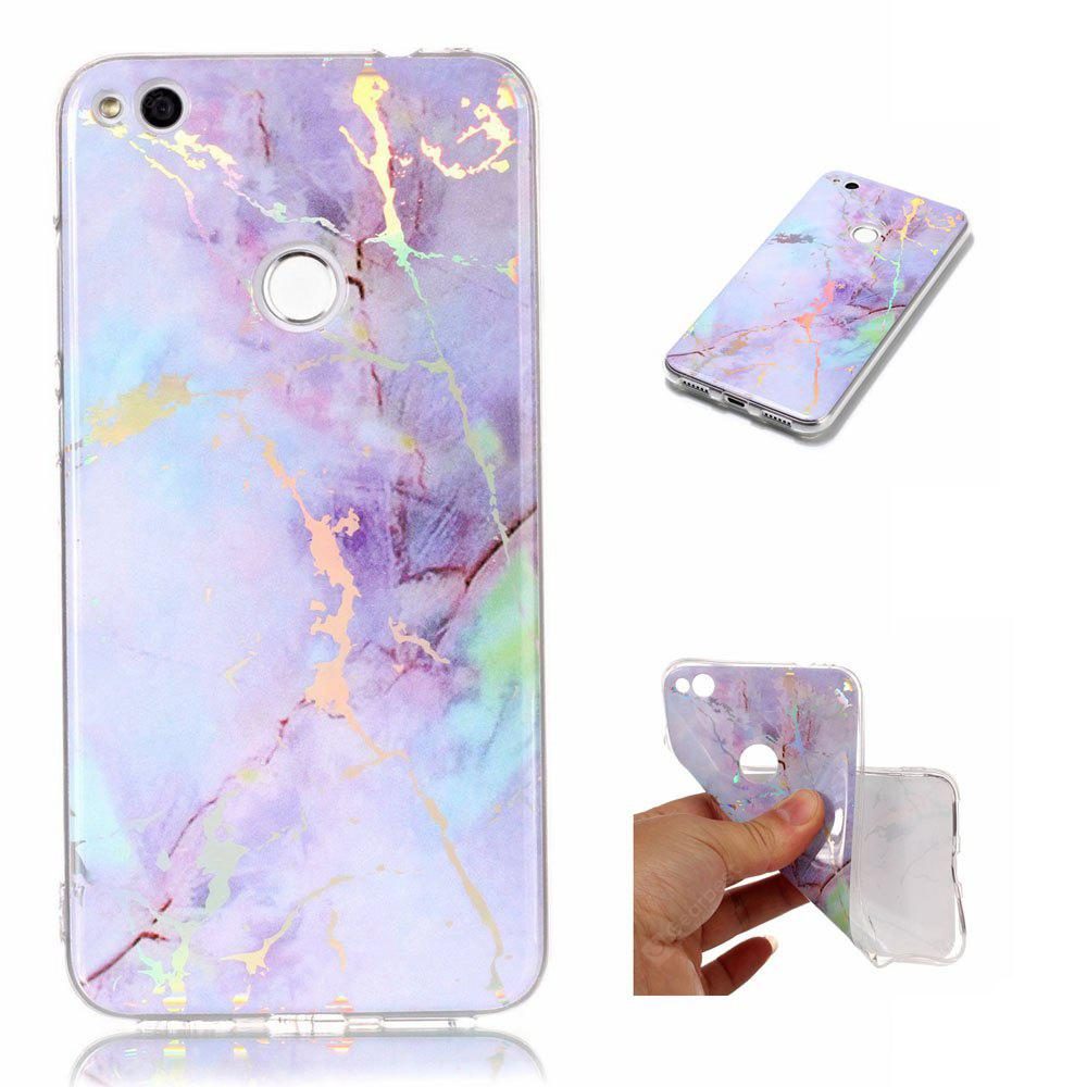 Luxury Ultra Thin Soft TPU Marble Case for Huawei P8 Lite 2017
