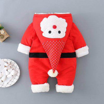 Winter Rompers Newborn Boy Girl Clothes Fashion Infant Baby Brand Products Christmas Newborn Romper MD160D123Baby Gear<br>Winter Rompers Newborn Boy Girl Clothes Fashion Infant Baby Brand Products Christmas Newborn Romper MD160D123<br><br>Brand: TAOQIMAIDOU<br>Closure Type: Zipper<br>Collar: Hooded<br>Color: Red<br>Gender: Unisex<br>Material: Cotton, Cotton Blend<br>Package Contents: 1 x Romper<br>Season: Winter<br>Sleeve Length: Full<br>Thickness: Thick<br>Weight: 0.6000kg