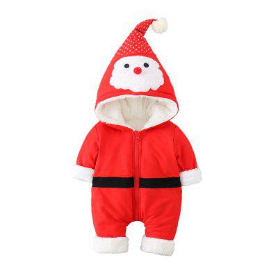 Winter Rompers Newborn Boy Girl Clothes Fashion Infant Baby Brand Products Christmas Newborn Romper MD160D123