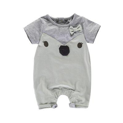 Baby Clothes Summer Newborn Boy Girl Romper MD170X009