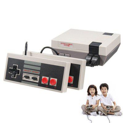Mini Classic 620 Games Console Entertainment System  -  GRAY