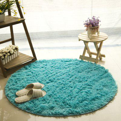 Round Rug  Simple Solid Design Multipurpose Floor MatCarpets &amp; Rugs<br>Round Rug  Simple Solid Design Multipurpose Floor Mat<br><br>Category: Mat,Carpet<br>For: All<br>Material: Silk, Others, Polyester fibre<br>Occasion: Office, Dining Room, Bedroom, Bathroom, Kitchen Room, Living Room<br>Package Contents: 1 x carpet<br>Package size (L x W x H): 25.00 x 25.00 x 5.00 cm / 9.84 x 9.84 x 1.97 inches<br>Package weight: 0.5000 kg