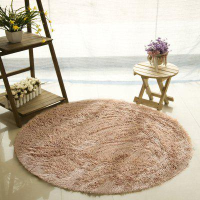 Round Rug Simple  Solid Design Multipurpose Floor MatCarpets &amp; Rugs<br>Round Rug Simple  Solid Design Multipurpose Floor Mat<br><br>Category: Mat,Carpet<br>For: All<br>Material: Silk, Others, Polyester fibre<br>Occasion: Office, Dining Room, Bedroom, Bathroom, Kitchen Room, Living Room<br>Package Contents: 1 x carpet<br>Package size (L x W x H): 10.00 x 10.00 x 3.00 cm / 3.94 x 3.94 x 1.18 inches<br>Package weight: 0.1000 kg