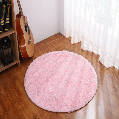 Round Rug Simple Solid Design Multipurpose  Floor MatCarpets &amp; Rugs<br>Round Rug Simple Solid Design Multipurpose  Floor Mat<br><br>Category: Mat,Carpet,Bedding Set<br>For: All<br>Material: Silk, Others, Polyester fibre<br>Occasion: Office, Dining Room, Bedroom, Bathroom, Kitchen Room, Living Room<br>Package Contents: 1 x carpet<br>Package size (L x W x H): 30.00 x 30.00 x 8.00 cm / 11.81 x 11.81 x 3.15 inches<br>Package weight: 0.8000 kg