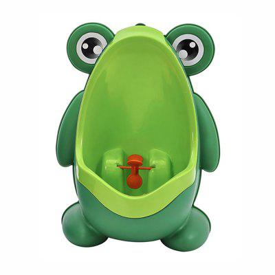 Big mouth wow baby standing toiletMY0800-green
