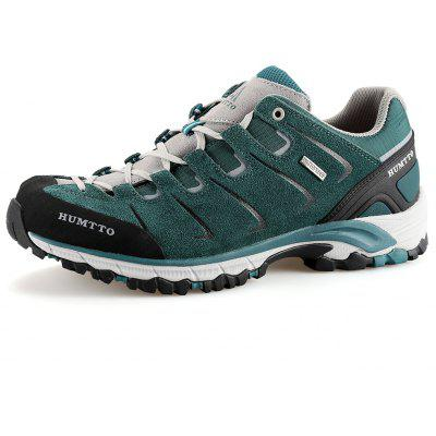 HUMTTO Walking Shoes Men Rubber Sneakers Trekking ShoesAthletic Shoes<br>HUMTTO Walking Shoes Men Rubber Sneakers Trekking Shoes<br><br>Available Size: 39,40,41,42,43,44,45,46,47,48<br>Closure Type: Lace-Up<br>Feature: Breathable<br>Gender: For Men<br>Insole Material: EVA<br>Outsole Material: Rubber<br>Package Contents: 1 x Shoes(pair)<br>Package Size(L x W x H): 30.00 x 20.00 x 14.00 cm / 11.81 x 7.87 x 5.51 inches<br>Package weight: 0.9500 kg<br>Pattern Type: Striped<br>Season: Winter<br>Shoe Width: Medium(B/M)<br>Upper Material: Genuine Leather