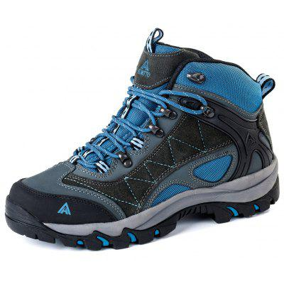 HUMTTO Hiking Shoes Mens Anti-fur Plus Velvet Climbing Boots SneakersAthletic Shoes<br>HUMTTO Hiking Shoes Mens Anti-fur Plus Velvet Climbing Boots Sneakers<br><br>Available Size: 39,40,41,42,43,44<br>Closure Type: Lace-Up<br>Feature: Breathable<br>Gender: For Men<br>Insole Material: EVA<br>Lining Material: Plush<br>Outsole Material: Rubber<br>Package Contents: 1 x Shoes(pair)<br>Package Size(L x W x H): 30.00 x 20.00 x 14.00 cm / 11.81 x 7.87 x 5.51 inches<br>Package weight: 1.1000 kg<br>Pattern Type: Patchwork<br>Season: Winter<br>Shoe Width: Wide(C/D/W)<br>Upper Material: Genuine Leather