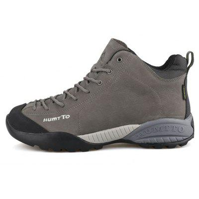 HUMTTO Hiking Shoes Men Winter Leather Sneakers Climbing BootsAthletic Shoes<br>HUMTTO Hiking Shoes Men Winter Leather Sneakers Climbing Boots<br><br>Available Size: 39,40,41,42,43,44<br>Closure Type: Lace-Up<br>Feature: Breathable<br>Gender: For Men<br>Insole Material: EVA<br>Outsole Material: Rubber<br>Package Contents: 1 x Shoes(pair)<br>Package Size(L x W x H): 30.00 x 20.00 x 14.00 cm / 11.81 x 7.87 x 5.51 inches<br>Package weight: 1.0000 kg<br>Pattern Type: Solid<br>Season: Winter<br>Shoe Width: Wide(C/D/W)<br>Upper Material: Full Grain Leather