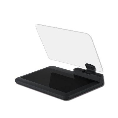 6 Inch Universal H6 Car HUD Head Up Display Projector Phone Navigation Smartphone Holder Gps Hud For Any Cars