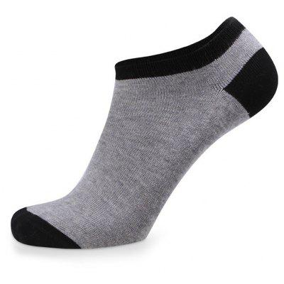 Buy COLORMIX Spell Color Elastic Knit Socks N1665- 5 Pairs for $19.39 in GearBest store