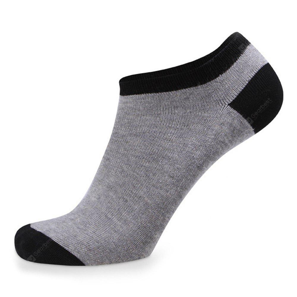 COLORMIX Spell Color Elastic Knit Socks N1665- 5 Pairs