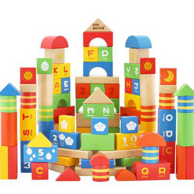 Child puzzle toy 3-6 year old building block suit EB002