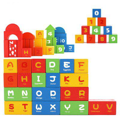 Child puzzle toy 3-6 year old building block suit EB002Block Toys<br>Child puzzle toy 3-6 year old building block suit EB002<br><br>Completeness: Finished Goods<br>Gender: Boys,Girls,Unisex<br>Materials: Wood<br>Package Contents: 1 x Set of Toys<br>Package size: 22.00 x 22.00 x 23.00 cm / 8.66 x 8.66 x 9.06 inches<br>Package weight: 2.5000 kg<br>Product weight: 1.5000 kg<br>Suitable Age: Baby,Kid<br>Theme: Other<br>Type: Kids Building