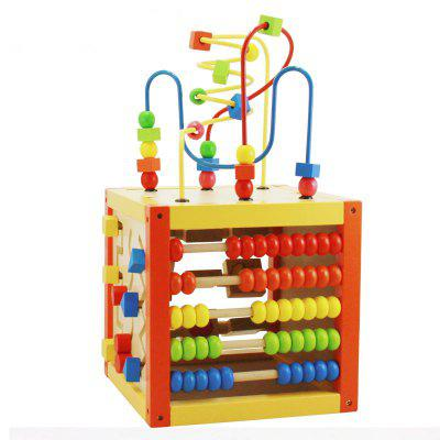 Multi-Functional Intelligence Box, Early Education and Puzzle Children YT2021