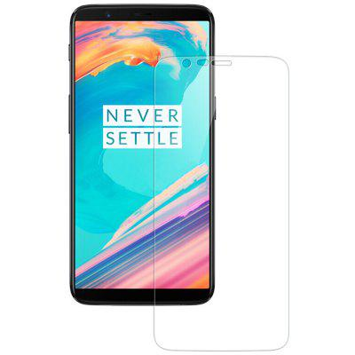 2.5D Arc Edge 0.26mm 9H Tempered Glass Screen Film for OnePlus 5TScreen Protectors<br>2.5D Arc Edge 0.26mm 9H Tempered Glass Screen Film for OnePlus 5T<br><br>Compatible Model: OnePlus 5T<br>Features: High sensitivity, High-definition, Anti scratch, Protect Screen<br>Material: Tempered Glass<br>Package Contents: 1 x Tempered Glass Film, 1x Cleaning Cloth, 1x Professional Screen Wipe Towelette, 1 x Alcohol Prep Pad<br>Package size (L x W x H): 18.70 x 11.30 x 1.00 cm / 7.36 x 4.45 x 0.39 inches<br>Package weight: 0.0680 kg<br>Surface Hardness: 9H<br>Thickness: 0.26mm<br>Type: Screen Protector