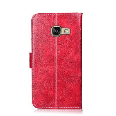 Case for Samsung Galaxy A5 2017/SM-A520F  Leather Flip Cover Wallet Magnetic Protective Phone Bags Business Stand ViSamsung A Series<br>Case for Samsung Galaxy A5 2017/SM-A520F  Leather Flip Cover Wallet Magnetic Protective Phone Bags Business Stand Vi<br><br>Color: Black,Red,Wine red<br>Compatible with: SAMSUNG<br>Features: With Credit Card Holder, Dirt-resistant<br>For: Samsung Mobile Phone<br>Material: PU Leather<br>Package Contents: 1 x Phone Case<br>Package size (L x W x H): 20.00 x 10.00 x 5.00 cm / 7.87 x 3.94 x 1.97 inches<br>Package weight: 0.1000 kg<br>Product size (L x W x H): 15.00 x 9.00 x 2.00 cm / 5.91 x 3.54 x 0.79 inches<br>Product weight: 0.0800 kg<br>Style: Vintage, Solid Color