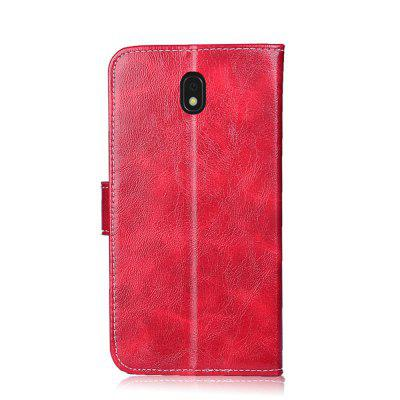 Wallet Case For Samsung Galaxy J7 2017 Leather Flip Cover for Samsung J7 2017/SM-J730F Card Holder Protective Phone BagsSamsung J Series<br>Wallet Case For Samsung Galaxy J7 2017 Leather Flip Cover for Samsung J7 2017/SM-J730F Card Holder Protective Phone Bags<br><br>Color: Black,Red,Wine red<br>Compatible with: SAMSUNG<br>Features: Full Body Cases, With Credit Card Holder, Dirt-resistant<br>For: Samsung Mobile Phone<br>Material: PU Leather<br>Package Contents: 1 x Phone Case<br>Package size (L x W x H): 20.00 x 10.00 x 5.00 cm / 7.87 x 3.94 x 1.97 inches<br>Package weight: 0.1000 kg<br>Product size (L x W x H): 15.00 x 9.00 x 2.00 cm / 5.91 x 3.54 x 0.79 inches<br>Product weight: 0.0800 kg<br>Style: Retro, Solid Color