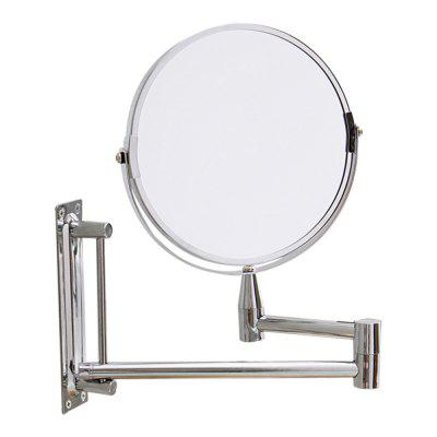 ORZ  Bathroom Makeup Mirror 3X Magnifying Wall Mount Dual Sided 7 inch