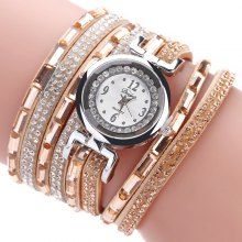 DUOYA D159 Bracelet Watch Women Watch Quartz Luxury Watch