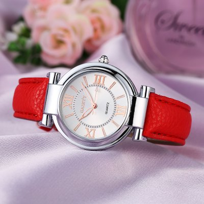 GAIETY Womens Fashion Leather Band Quartz Watch Silver Tone G399Womens Watches<br>GAIETY Womens Fashion Leather Band Quartz Watch Silver Tone G399<br><br>Band material: PU Leather<br>Band size: 24x1.7 cm<br>Case material: Metal<br>Clasp type: Pin buckle<br>Dial size: 3.5x3.5x0.7 cm<br>Display type: Analog<br>Movement type: Quartz watch<br>Package Contents: 1 x Watch<br>Package size (L x W x H): 25.00 x 4.50 x 1.00 cm / 9.84 x 1.77 x 0.39 inches<br>Package weight: 0.0340 kg<br>Product size (L x W x H): 24.00 x 3.50 x 0.70 cm / 9.45 x 1.38 x 0.28 inches<br>Product weight: 0.0320 kg<br>Shape of the dial: Round<br>Watch mirror: Mineral glass<br>Watch style: Jewellery, Childlike, Lovely, Classic, Fashion, Casual<br>Watches categories: Women,Female table<br>Water resistance: No