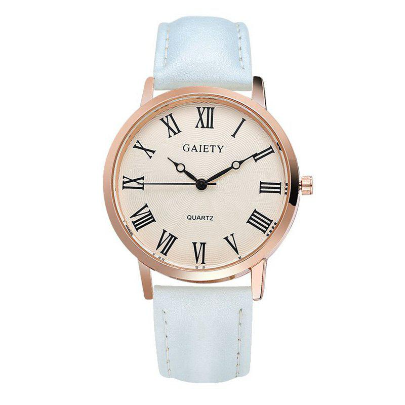 GAIETY G048 Women Casual Leather Watch