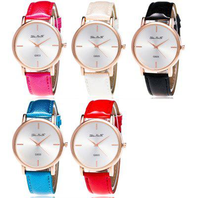 ZhouLianFa Fashionable WomenS Watch Simple Art Style Watch Crystal Grain Strap with Gift BoxWomens Watches<br>ZhouLianFa Fashionable WomenS Watch Simple Art Style Watch Crystal Grain Strap with Gift Box<br><br>Band material: Leather<br>Band size: 23.5 x 2cm<br>Brand: ZhouLianFa<br>Case material: Alloy<br>Clasp type: Pin buckle<br>Dial size: 4 x 4 x 1cm<br>Display type: Analog<br>Movement type: Quartz watch<br>Package Contents: 1 x Watch , 1 x Box<br>Package size (L x W x H): 12.00 x 8.00 x 9.00 cm / 4.72 x 3.15 x 3.54 inches<br>Package weight: 0.1000 kg<br>Product size (L x W x H): 23.50 x 4.00 x 1.00 cm / 9.25 x 1.57 x 0.39 inches<br>Product weight: 0.0300 kg<br>Shape of the dial: Round<br>Watch mirror: Mineral glass<br>Watch style: Casual, Fashion, Classic, Business, Retro, Cool<br>Watches categories: Women,Female table<br>Water resistance: No