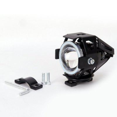 Factory Supply Motorcycle Led Headlight 12V Transformers Motorcycle Angel Eye Light