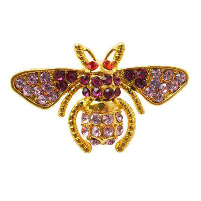 Insect Bee Brooches Pines Metalicos Pin Metal Insect Brooche Banquet Broche Gift