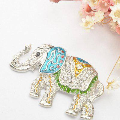 Retro elephant brooch fashion cute elephant buckle BroochesBrooches<br>Retro elephant brooch fashion cute elephant buckle Brooches<br><br>Brooch Type: Brooch<br>Gender: For Unisex<br>Material: Zinc Alloy<br>Package Contents: 1 x Brooch<br>Package size (L x W x H): 10.00 x 7.00 x 10.00 cm / 3.94 x 2.76 x 3.94 inches<br>Package weight: 0.0160 kg<br>Product weight: 0.0150 kg<br>Shape/Pattern: Character<br>Style: Trendy<br>Weight: 0.1400kg