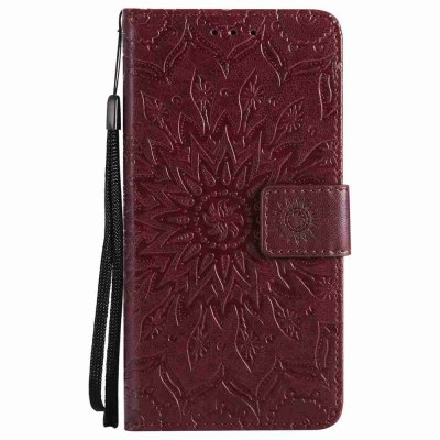 Embossed Sun Flower PU TPU Phone Case for Moto E4Cases &amp; Leather<br>Embossed Sun Flower PU TPU Phone Case for Moto E4<br><br>Features: Full Body Cases, Cases with Stand, With Credit Card Holder, With Lanyard, Anti-knock, Dirt-resistant<br>Material: TPU, PU Leather<br>Package Contents: 1 x Phone Case<br>Package size (L x W x H): 16.00 x 8.00 x 1.80 cm / 6.3 x 3.15 x 0.71 inches<br>Package weight: 0.0760 kg<br>Product weight: 0.0750 kg<br>Style: Novelty, Pattern, Solid Color