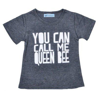 SOSOCOER  Kids Girls Clothes Set Gray Letter T - Shirt + Love Striped Pants Two PieceGirls Clothing<br>SOSOCOER  Kids Girls Clothes Set Gray Letter T - Shirt + Love Striped Pants Two Piece<br><br>Brand: SOSOCOER<br>Collar: Round Neck<br>Material: Cotton<br>Package Contents: 1 x T-shirt, 1 x Pair of Pants<br>Pattern Type: Letter<br>Shirt Length: Regular<br>Sleeve Length: Full<br>Style: Fashion<br>Weight: 0.2000kg