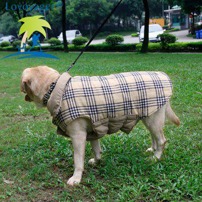 Lovoyager PD10005 Two Sides of Pet Clothing Can Be Used in The Dogs Autumn and Winter JacketDog Clothing &amp; Shoes<br>Lovoyager PD10005 Two Sides of Pet Clothing Can Be Used in The Dogs Autumn and Winter Jacket<br><br>Brand: Lovoyager<br>For: Dogs<br>Package Contents: 1 x Dog Jacket<br>Package size (L x W x H): 40.00 x 20.00 x 3.00 cm / 15.75 x 7.87 x 1.18 inches<br>Package weight: 0.1800 kg<br>Season: Spring, Winter, Autumn<br>Size: S,M,L,XL,XXL,XXXL,XS