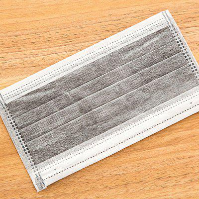DIHE Non - Woven Fabrics Bamboo Charcoal Mouth - Muffle Anti-Fog and Haze 50pcsBraces &amp; Supports<br>DIHE Non - Woven Fabrics Bamboo Charcoal Mouth - Muffle Anti-Fog and Haze 50pcs<br><br>Package Contents: 50 x Gauze Mask<br>Package size (L x W x H): 17.70 x 9.60 x 10.00 cm / 6.97 x 3.78 x 3.94 inches<br>Package weight: 0.2680 kg<br>Product size (L x W x H): 17.70 x 9.60 x 0.20 cm / 6.97 x 3.78 x 0.08 inches<br>Product weight: 0.2650 kg