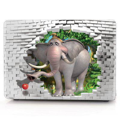 Plastic Hard Case Cover for MacBook Air 13 Inch   Animal Series